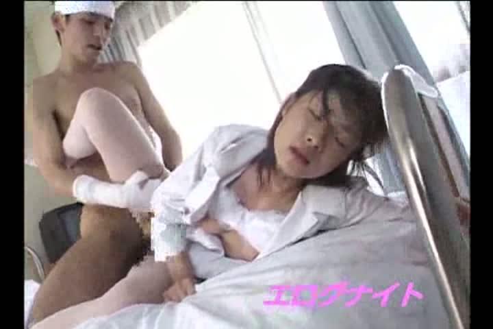 【星崎あいか】怪我へのリハビリにセックスの相手を積極的にしてくれる白衣の天使♪